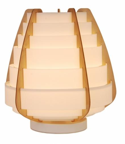 LAMPA STOŁOWA NAGOJA 1 BEŻOWY Candellux 50501039