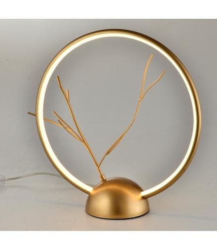 LAMPA STOŁOWA DAVOS 1 ZŁOTY Candellux 50533052