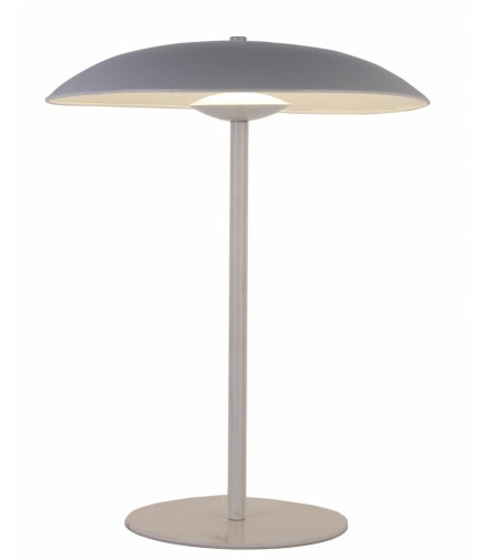 LAMPA STOŁOWA LUND 1 BIAŁY Candellux 50533056