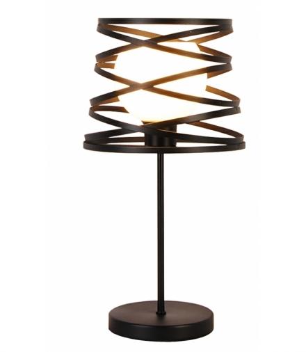 LAMPA STOŁOWA AKITA 1 CZARNY Candellux 50501059