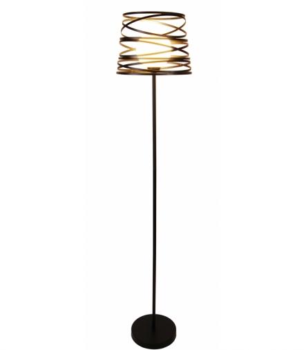 LAMPA PODŁOGOWA AKITA 1 CZARNY Candellux 50601060