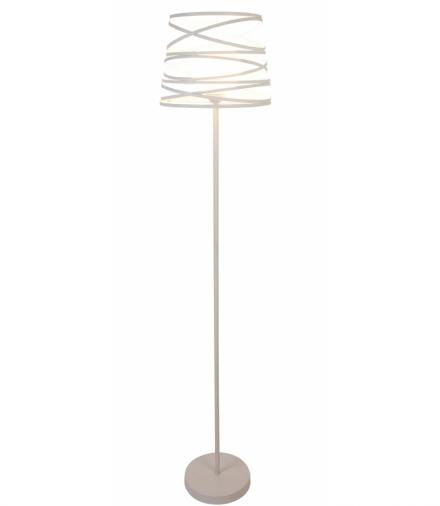 LAMPA PODŁOGOWA AKITA 1 BIAŁY Candellux 50601063