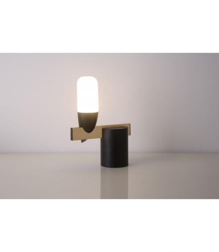 LAMPA STOŁOWA SAKAI 1 CZARNY Candellux 50533081