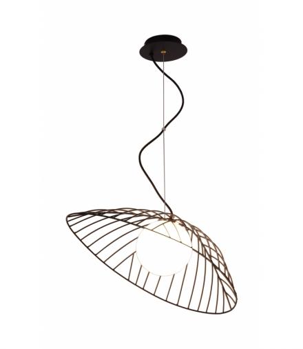 LAMPA WISZACA INAGI 1 CZARNY Candellux 50101083