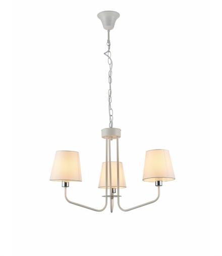 LAMPA WISZĄCA YORK 3 BIAŁY Candellux 50203098