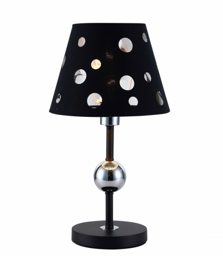 LAMPA STOŁOWA BATLEY 1 CZARNY Candellux 50501107