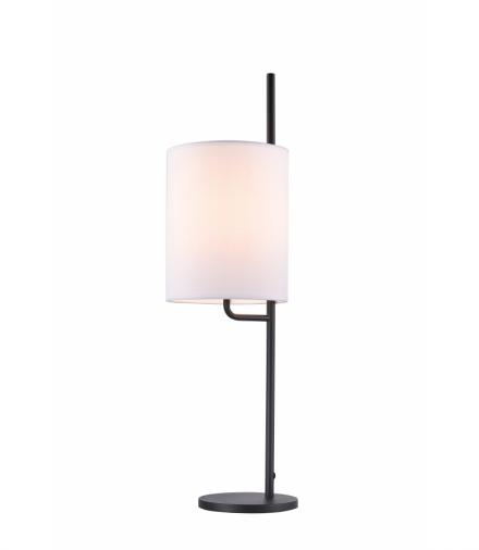 LAMPA STOŁOWA TOKYO 1 CZARNY Candellux 50501138
