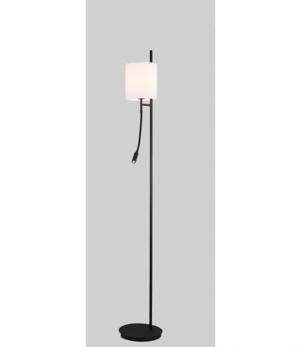 LAMPA PODŁOGOWA TOKYO 2 CZARNY Candellux 50602139