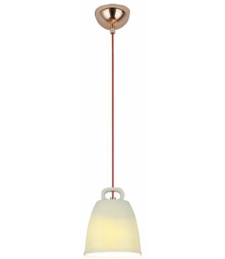 LAMPA WISZĄCA SEWILLA S 1 ZIELONY Candellux 50101142