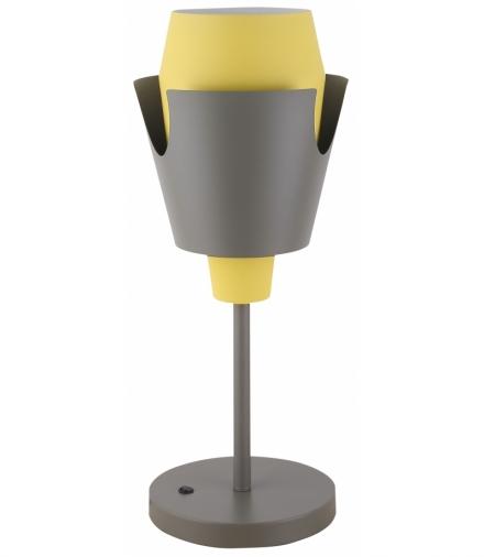 LAMPA STOŁOWA FALUN 1 ŻÓŁTY Candellux 50501150