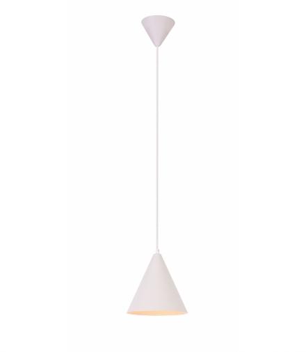 LAMPA WISZĄCA VOSS 1 BIAŁY Candellux 50101178