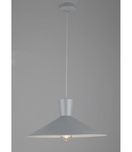 LAMPA WISZĄCA ELISTA 1 SZARY Candellux 50101246