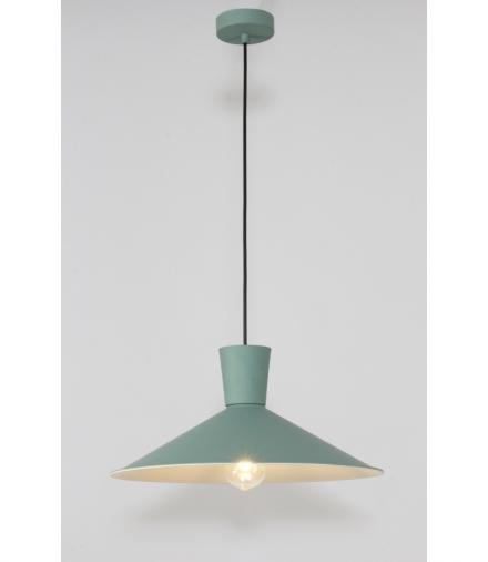 LAMPA WISZĄCA ELISTA 1 ZIELONY Candellux 50101247