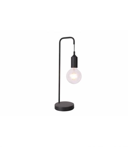 LAMPA STOŁOWA LAREN 1 CZARNY Candellux 50501194