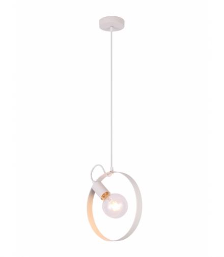 LAMPA WISZĄCA NEXO 1 BIAŁY Candellux 50101198