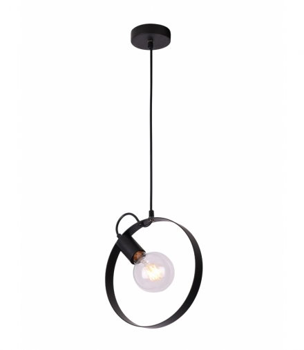 LAMPA WISZĄCA NEXO 1 CZARNY Candellux 50101199