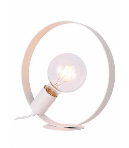 LAMPA STOŁOWA NEXO 1 BIAŁY Candellux 50501201