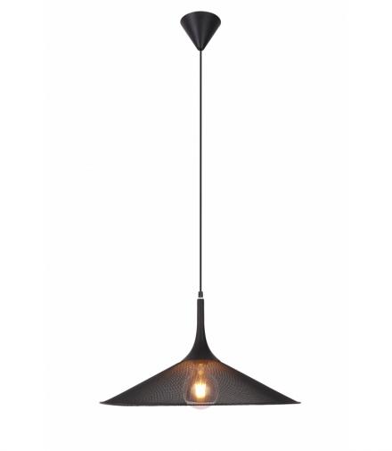 LAMPA WISZACA KIRUNA L 1 CZARNY 110x50x50 Candellux 50101203