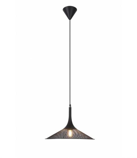 LAMPA WISZACA KIRUNA M 1 CZARNY 110x36x36 Candellux 50101204
