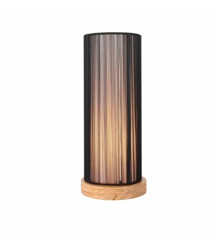 LAMPA STOJĄCA KIOTO 1 DREWNIANY Candellux 50501215