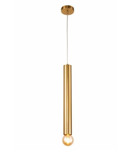 LAMPA WISZĄCA AUSTIN, SLIM 500 mm 1 ZŁOTY Candellux 50101231