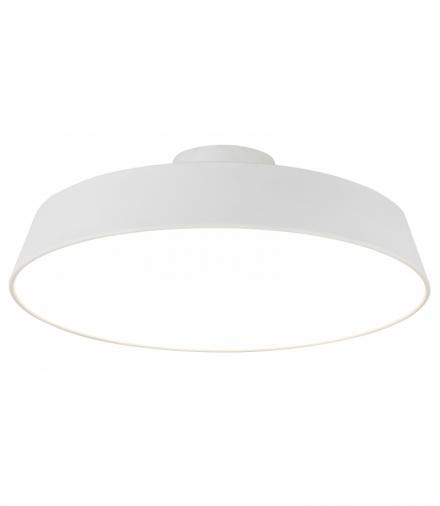 LAMPA SUFITOWA ORLANDO 1 SATYNOWY BIAŁY 30 Candellux 50133237