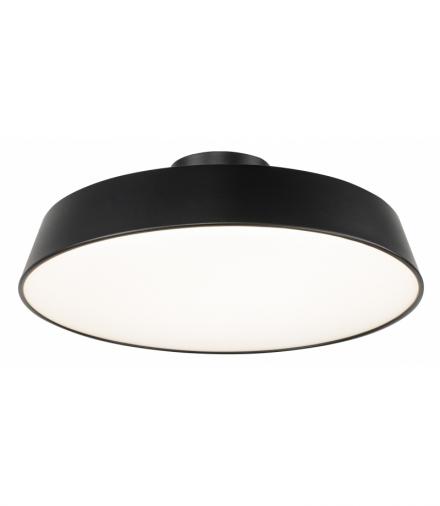 LAMPA SUFITOWA ORLANDO 1 SATYNOWY CZARNY 30 Candellux 50133238