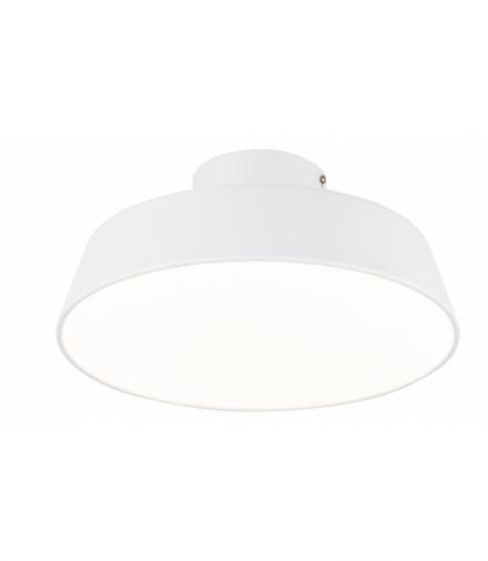 LAMPA SUFITOWA ORLANDO 1 SATYNOWY BIAŁY 40 Candellux 50133240