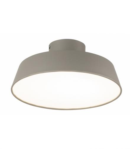 LAMPA SUFITOWA ORLANDO 1 SATYNOWY SZARY 40 Candellux 50133242