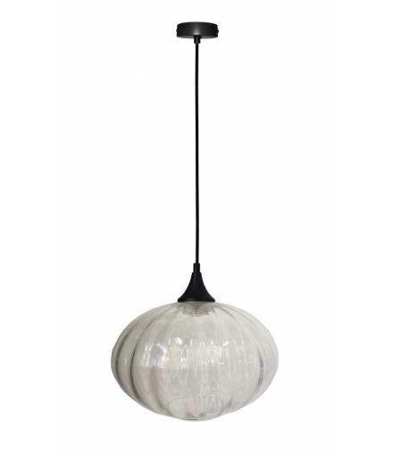 LAMPA WISZĄCA EXETER 265 mm 1 CZARNY Candellux 50101277