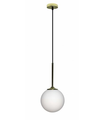 LAMPA WISZACA GLASGOW I 1 ZŁOTY 90x15x15 Candellux 50101279