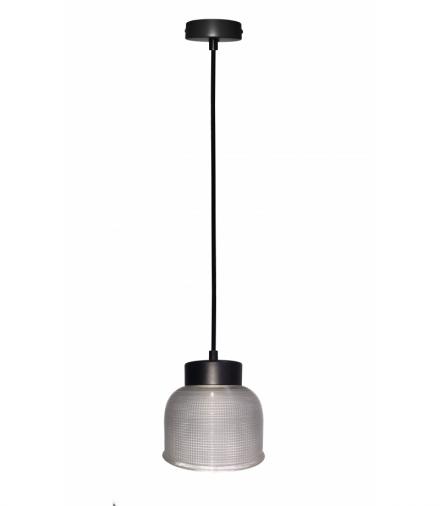 LAMPA WISZĄCA LIVERPOOL I 1 CZARNY 90x14,5x0 Candellux 50101285