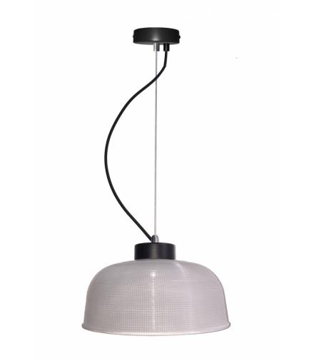LAMPA WISZĄCA LIVERPOOL II 1 CZARNY 90x26,5x0 Candellux 50101286