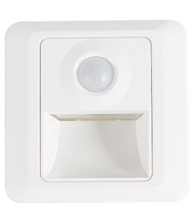 KRISTAL LED Oprawa Schodowa Z Czujnikiem Ruchu 230V 1W