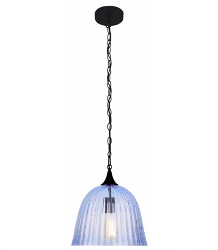 LAMPA VASE ZWIS 30 1X60W E27 NIEBIESKI Candellux 31-77738