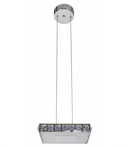 FURIA ZWIS 27 KWADRATY 13W LED CHROM Candellux 31-59987