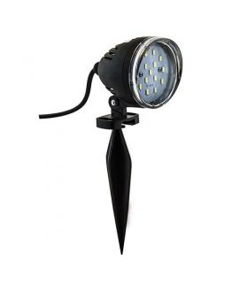 HL281L BLACK Wodoszczelna WBIJANA oprawa SMD LED 3W 230V