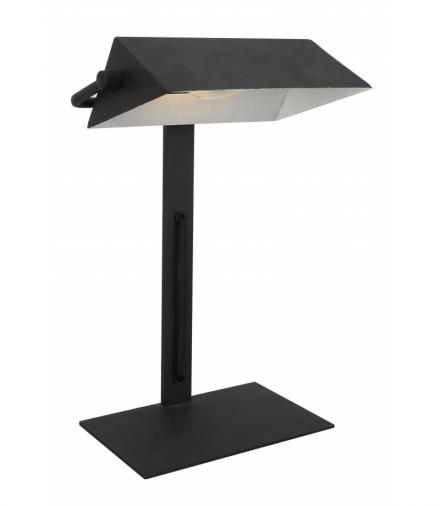 BANKIER LAMPA GABINETOWA 1X40W E14 CZARNY Candellux 41-78339
