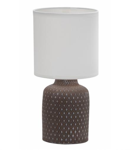 INER LAMPA GABINETOWA 1X40W E14 BRĄZOWY Candellux 41-79862
