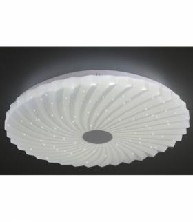 CALIPSO LAMPA SUFITOWA PLAFON 60W LED 48,5 CM ZMIENNA BARWA I JASNOŚĆ Candellux 14-75239