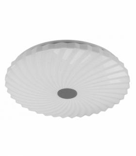 CALIPSO LAMPA SUFITOWA PLAFON 24W LED 38,5 CM ZMIENNA BARWA I JASNOŚĆ Candellux 13-75093