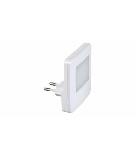 lampka nocna Mina, LED 0,5W 3000K, IP20, biały Rabalux 1463
