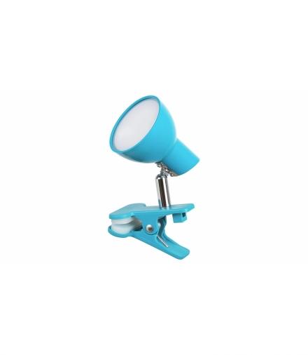 Lampa typu clip NOAH, LED, 5W 360lm, 3000K, IP20, blue Rabalux 1479