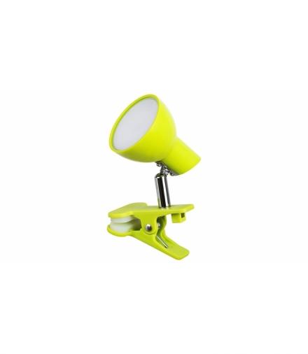 Lampa typu clip NOAH, LED, 5W 360lm, 3000K, IP20, zielony Rabalux 1481