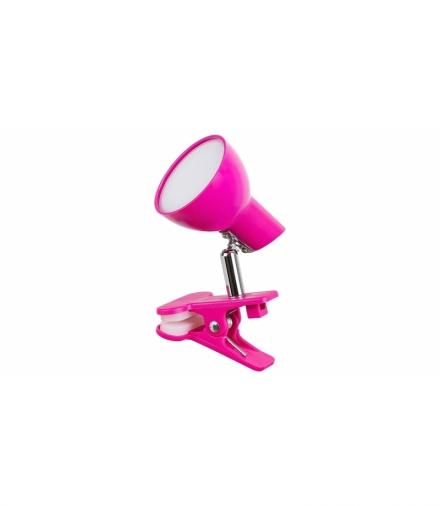Lampa typu clip NOAH, LED, 5W 360lm, 3000K, IP20, różany Rabalux 1482