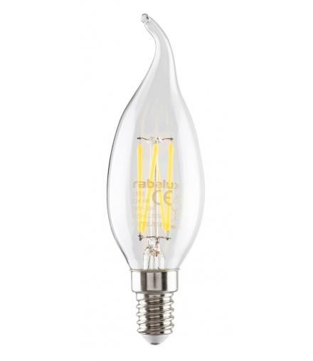 LED E14 4W 450lm Rabalux 1593
