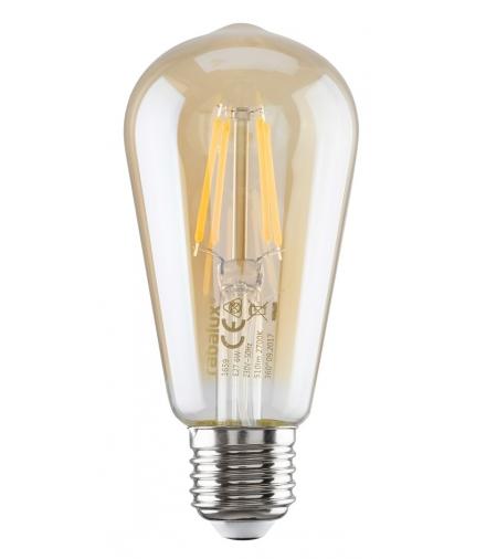 LED 230V E27 6W 510lm Rabalux 1659