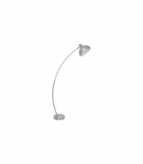 Lampa stojąca OTTO,E-27, 1max 60W, IP20, satynowy chrom biały Rabalux 5593
