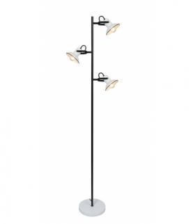 Lampa stojąca Maliet, E-14, 3x max. 40W carny biały Rabalux 6790