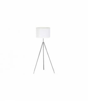 Lampa stojąca STANISLAW,E-27, 1max 60W, IP20, chrom biały, duży Rabalux 5596